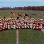 1966 Marching Band