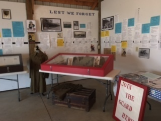 WW I display