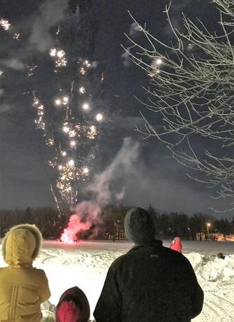 Archangel fireworks
