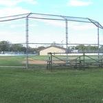 Victoria site baseball diamond