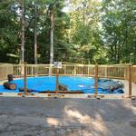 New C Loop Yurt 2014