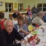 2015 FOCSP Thanksgiving Dinner