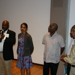 With Prerana Reddy, Queens Museum Program Coordinator