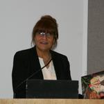 Patricia Brintle, artist and organizer