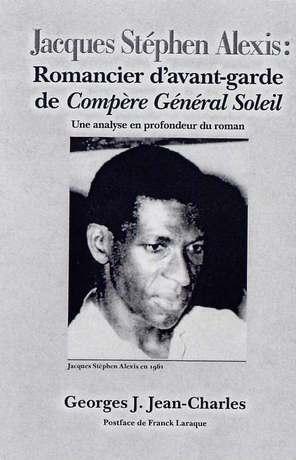 Couverture du dernier livre de Dr George Jean-Charles