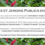 Parcs et Jardins Publics enHaiti
