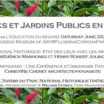 Parcs et Jardins Publics en Haiti