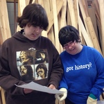 Beginning a Tradition of Volunteering - Restore - March 2015