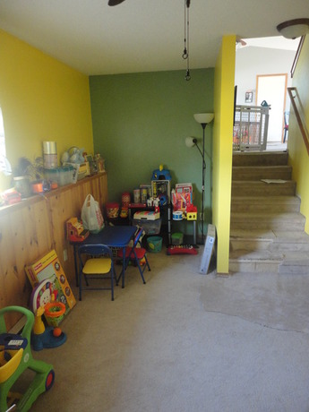 Toy/Play room