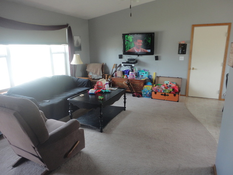 Living room/play room