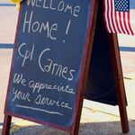Welcome Home Garrett Carnes