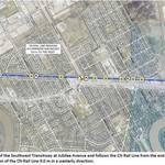 Option 2 for Rapid Transit