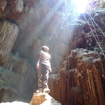 One of the magnificient cave in the area