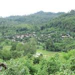 A Karen village