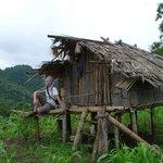 Farmer hut