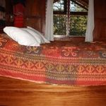 King size bed in the biggest Bungalow
