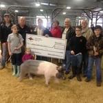 Calhoun County Agricultural Center Improvements