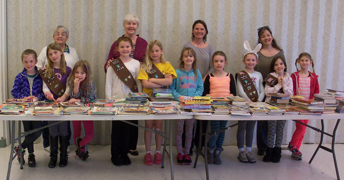 brownie troop 2015