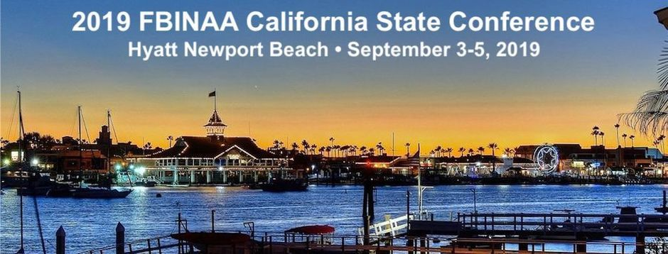 2019 FBINAA California Conference