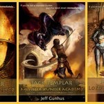 WARNING: Jeff Gunhus' Adventure-Fantasy Series is a Monstrous Good Time (If You Dare!)