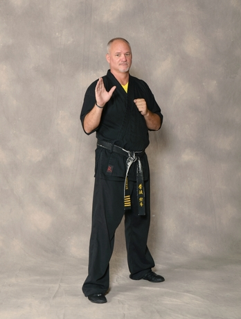 Jerry Roberts / Owner / Head Instructor / 7th degree black belt