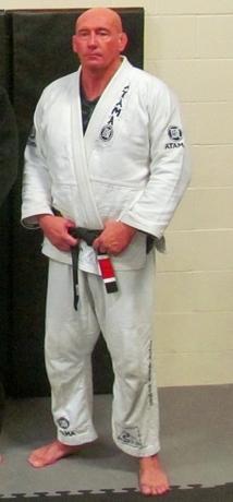 Craig Cramer - Gracie jiujitsu Black Belt Professor
