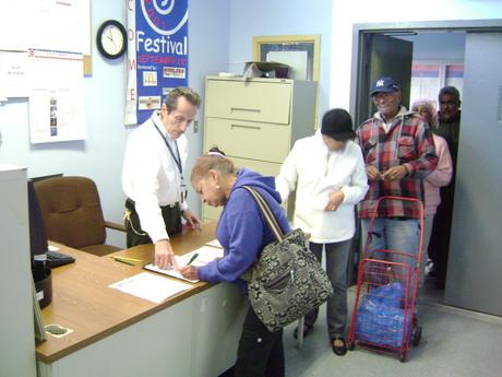 Pantry Registration 2011