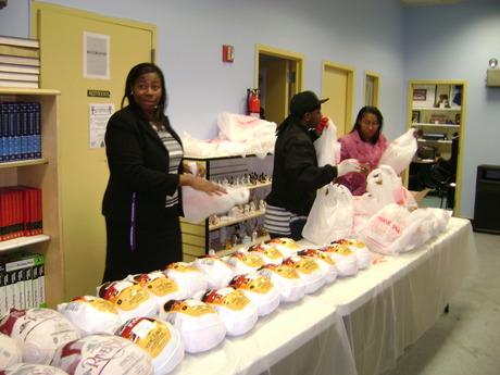 DCC Thanksgiving - Turkey Donations