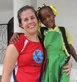 Dr Aimee in Haiti