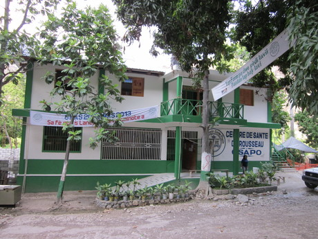 OSAPO is located in Rousseau, Haiti.