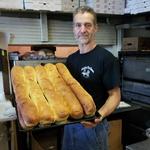 Fresh bread made everyday