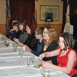 Christmas Mess Dinner 2012