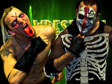 The Dead Wrestling Society