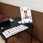 Never Again...No More Book Signing Hephzibah, GA 1-14-2013