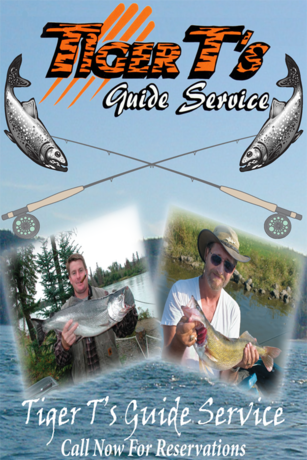 Tiger T' Guide Service Poster