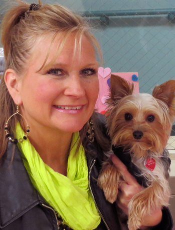 Lisa Freeman Motivational Speaker and Dog Trainer in Owosso, Michigan