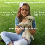 Girl's Best Friend is Murdered By Dogs