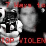 7 Ways To Stop Violence
