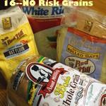 16 No Risk Grains
