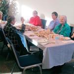 Seder Meal 2015