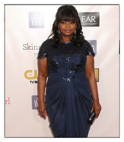 Octavia Spencer Layered Hairstyle EvaWigs