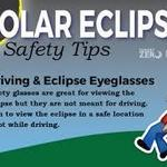 Distracted Driving: #Eclipse2017