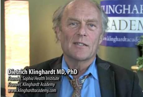 Risultati immagini per dott. Klinghardt