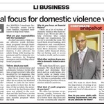 LI Newsday Executive Suite March 23, 2015