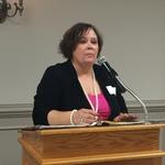Teresa_c_at_podium