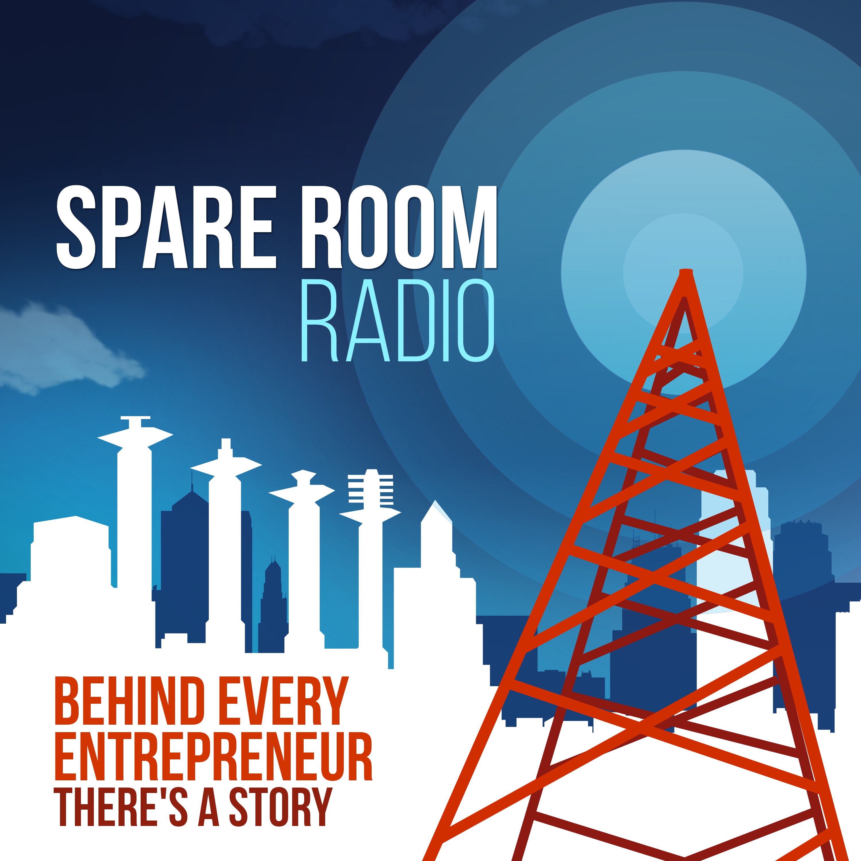 Spare Room Radio - Kansas City Startups & Entrepreneurs