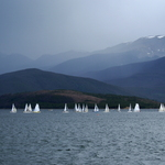 Summer Sailing on Lake Dillon