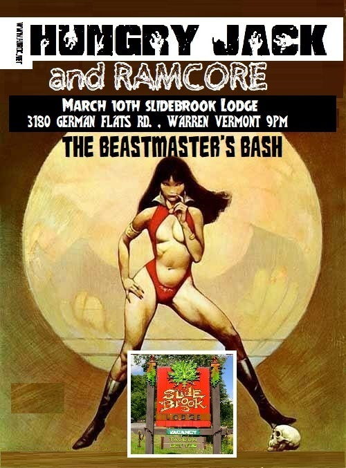BeastMasterbash March10th