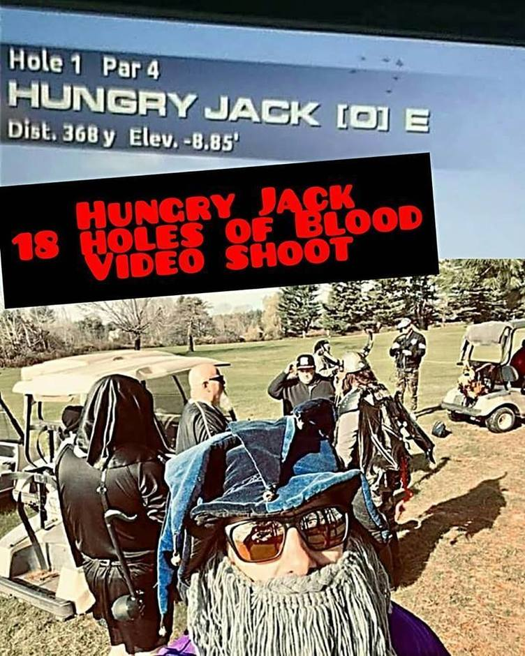 Hungry Jack golf