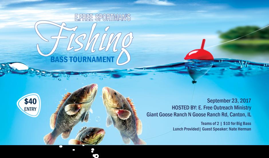 Sportsmans Fishing Tournament